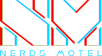 Nerds Motel Logo