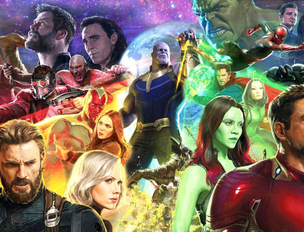 Bloopers και Making Of της ταινίας Avengers: Infinity War