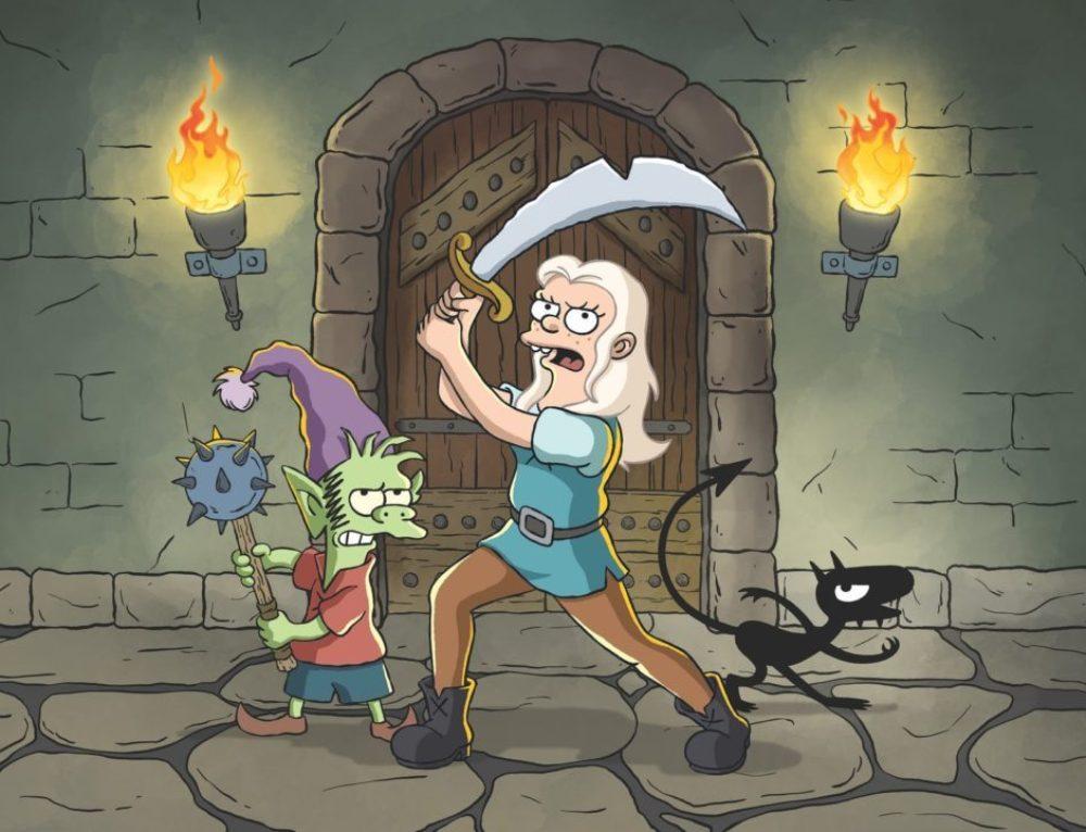 Disenchantment: Νέα σειρά από τον δημιουργό των Simpsons
