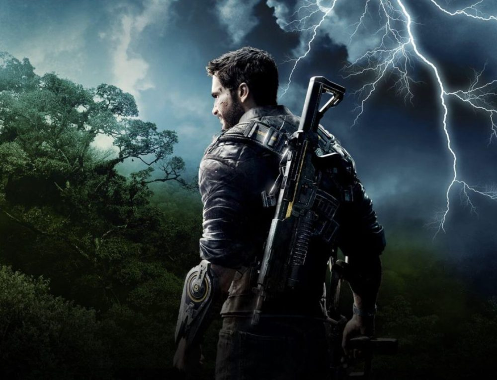 To launch trailer του Just Cause 4
