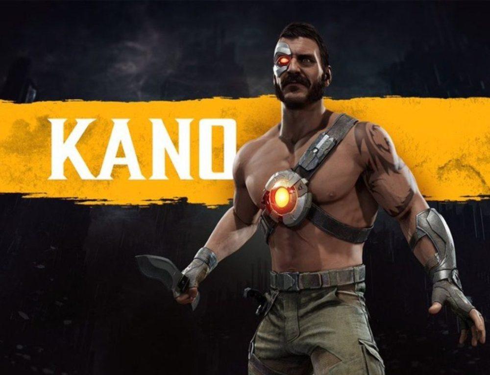 Επιβεβαιώθηκε ο Kano για το roster του Mortal Kombat 11